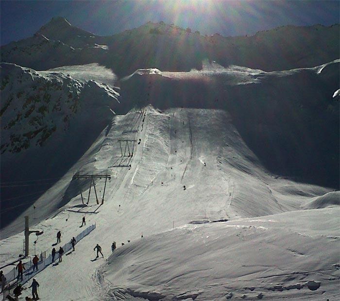 Ghiacciaio Presena - Adamello Ski