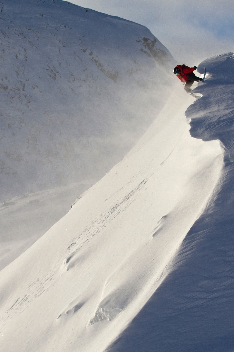 David Underland, Hemsedal