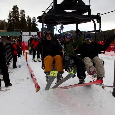 Eldora Mountain Resort, Boulder, CO's closest ski area, celebrated its 50th anniversary on Friday