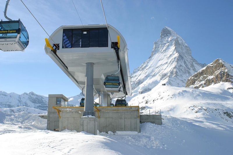 Matterhorn Express at Zermatt. - © Tourismus Zermatt