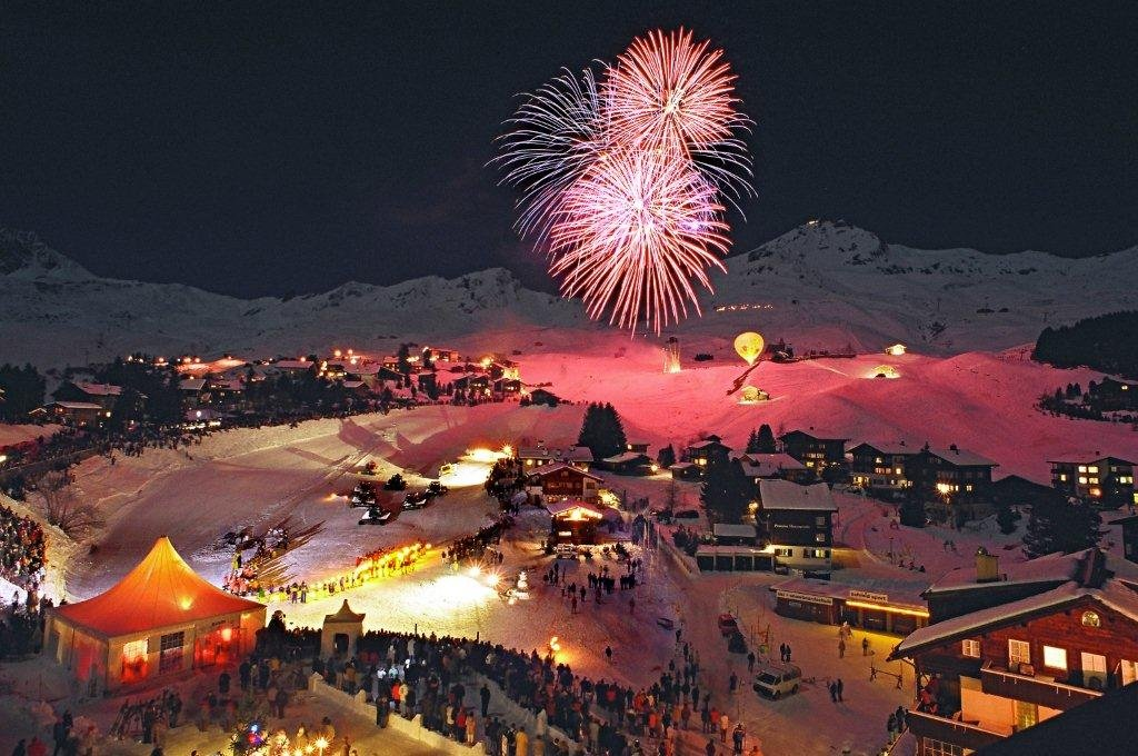 Arosa: A less expensive Swiss ski resort