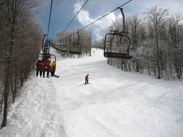 Opening day is set for December 13, 2012. Photo Courtesy of Timberline Four Seasons.