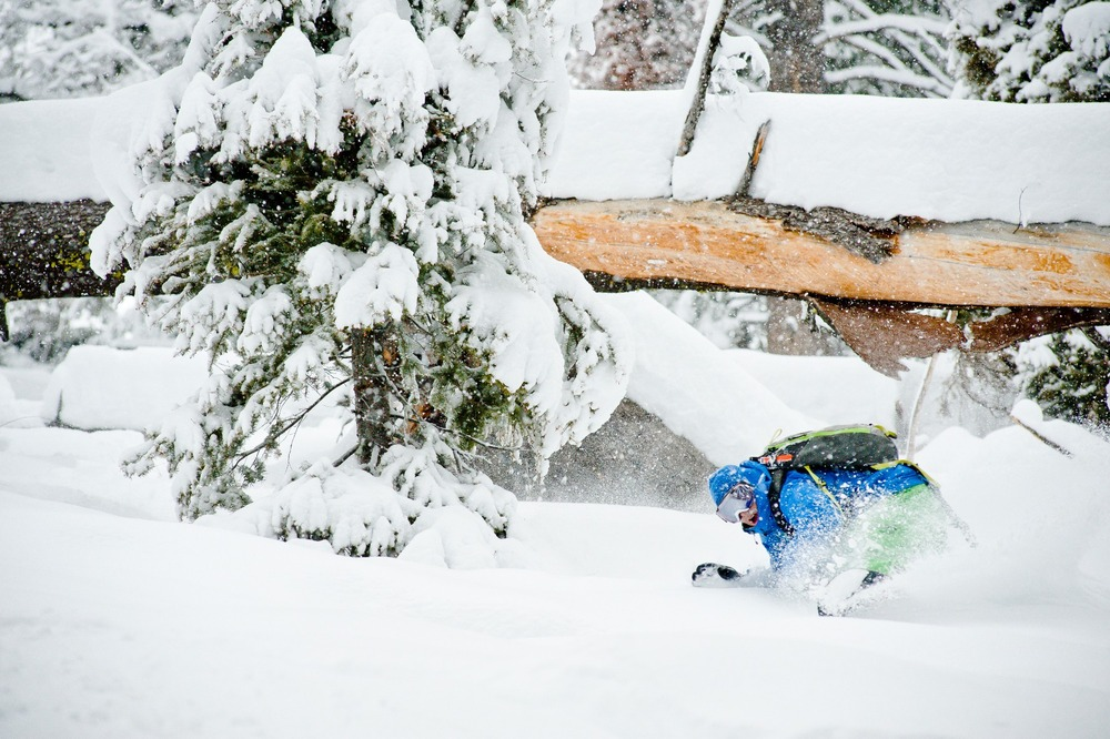 Wyatt Caldwell at Sun Valley, ID. Courtesy of Sun Valley Resort.