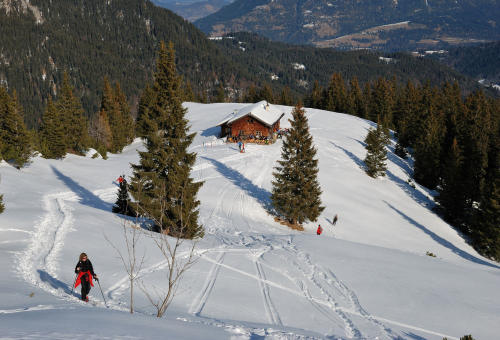 Ski-Mountaineering at Garmisch Classic/Zugspitze - ©Christian Rauch