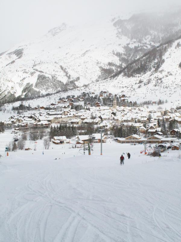 Monetier-Serre Chevalier, Dec. 8