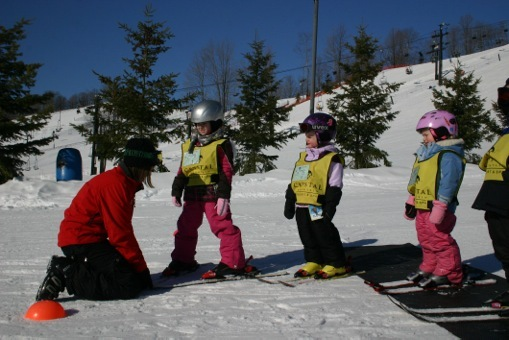 The Adventure Cubs at Crystal Mountain, MI. - ©Crystal Mountain