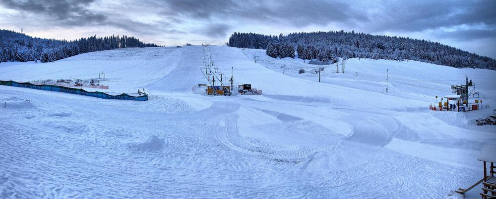 Snowpark Lučivná - ©Jaroslav Pěč