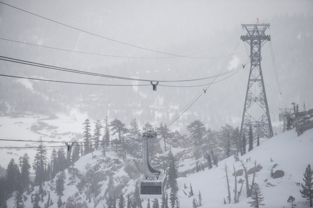 Squaw Valley USA - ©Matt Palmer