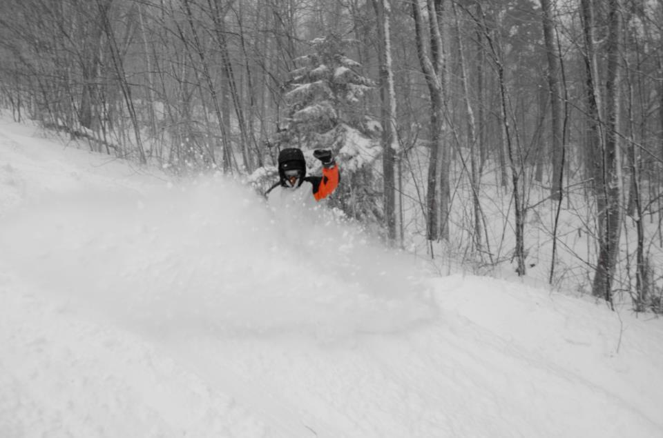Deep turns at Okemo, 12/27/2012. - ©Okemo/Facebook