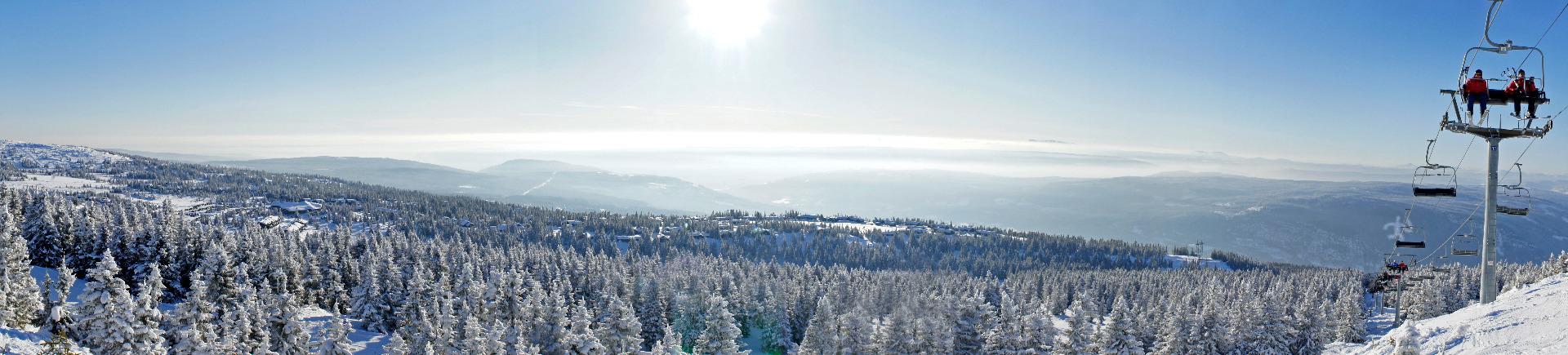 Hafjell Skisenter, Lillehammer - ©Hafjell Skisenter
