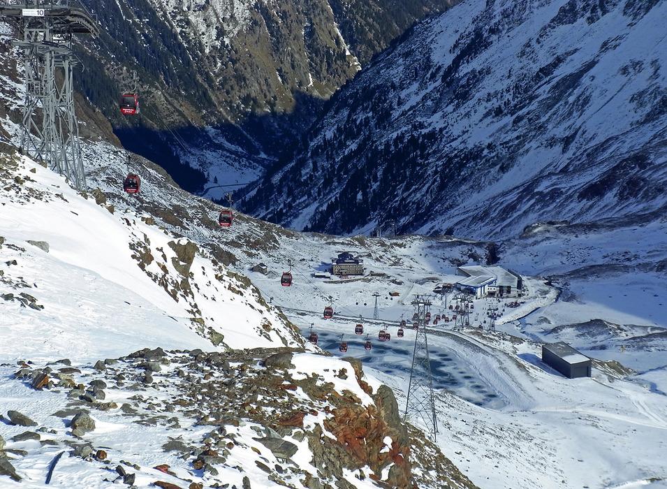 Stubaier Gletscher - ©Stefan Drexl