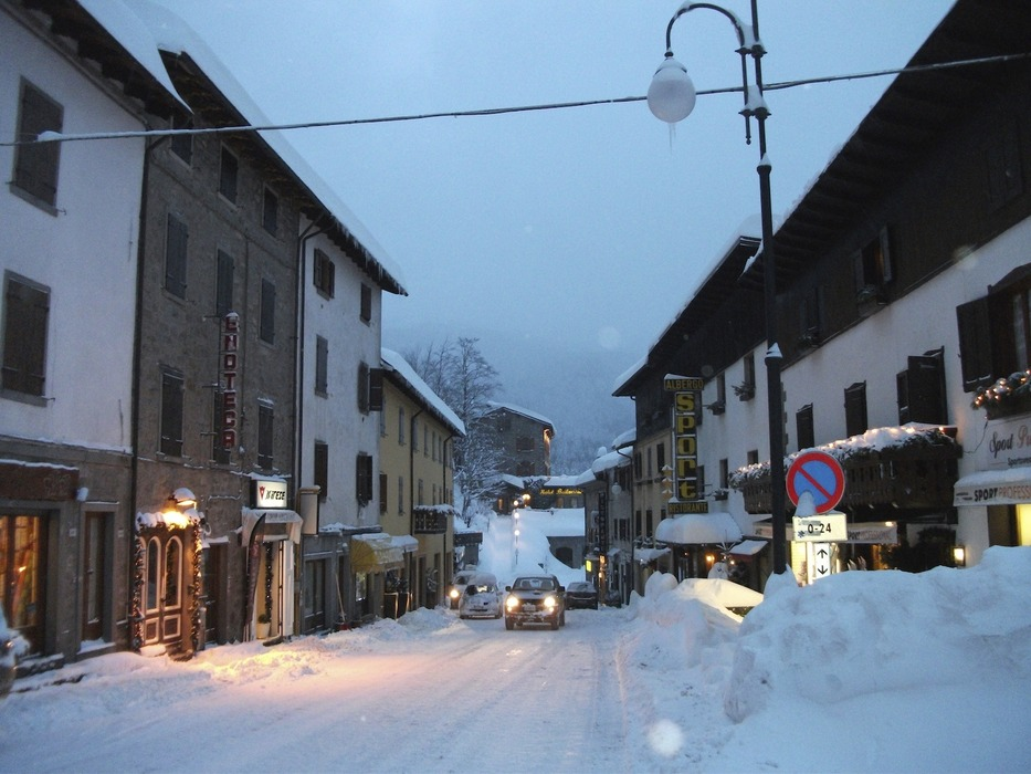 Abetone, Italy. Jan. 15, 2013
