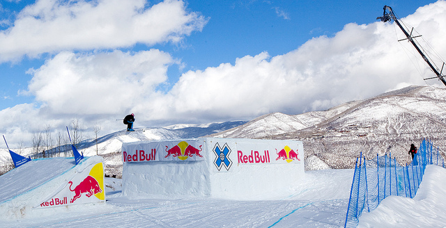 Men's and women's Skier X qualifiers were held Friday, the finals will be held on Sunday.