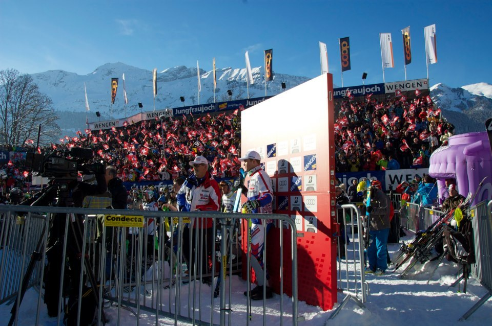 Wengen - ©FIS Alpine World Cup Tour