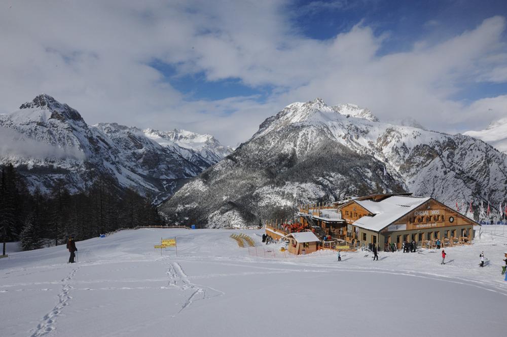 Bardonecchia, Piemonte - Fresh snow Jan 2013