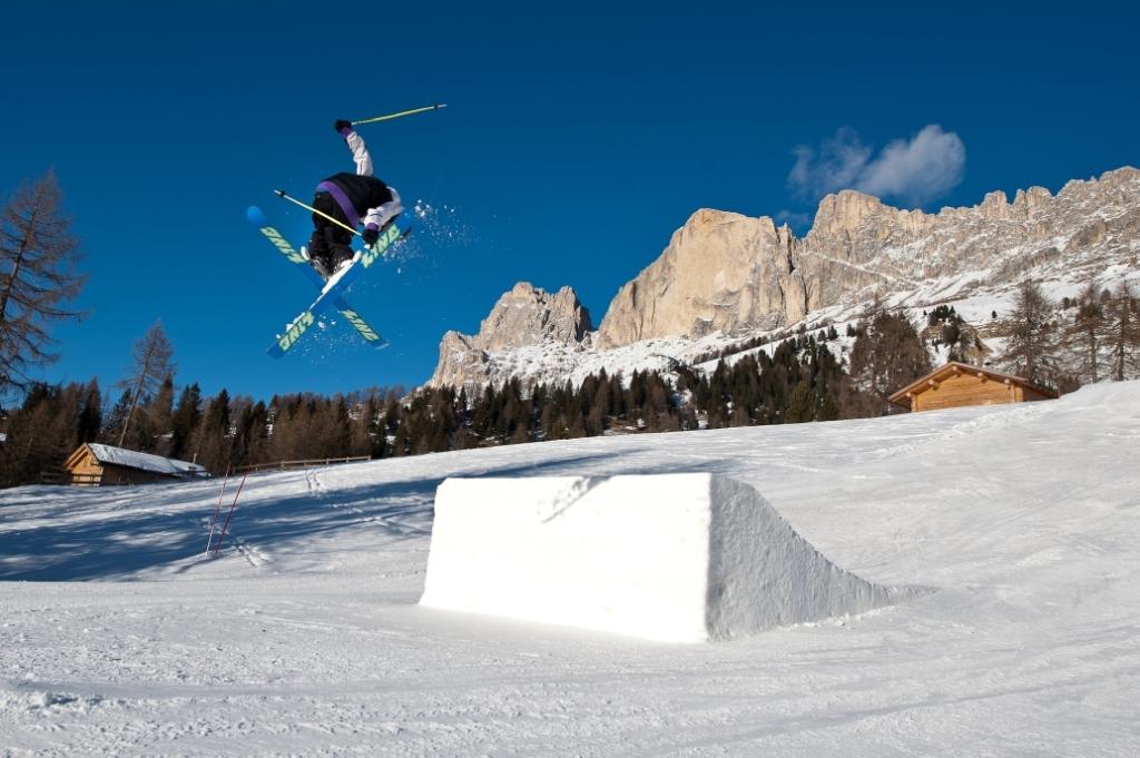 Snowpark Carezza - ©Carolina Bagnato