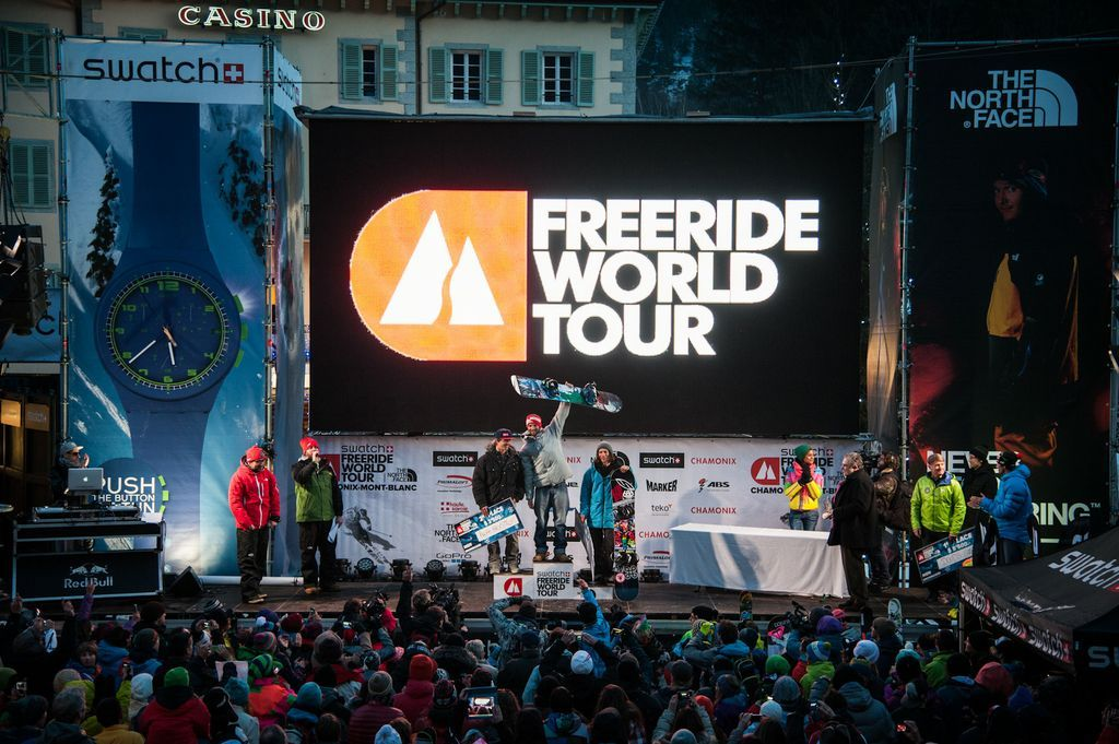 Freeride World Tour 2013 - Chamonix (FR) - ©freerideworldtour.com / D. Carlier