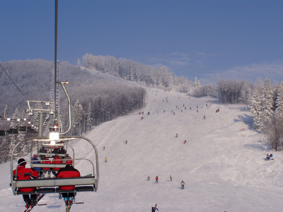 Ski Resort Mosorny Groń - ©Polskie Koleje Linowe