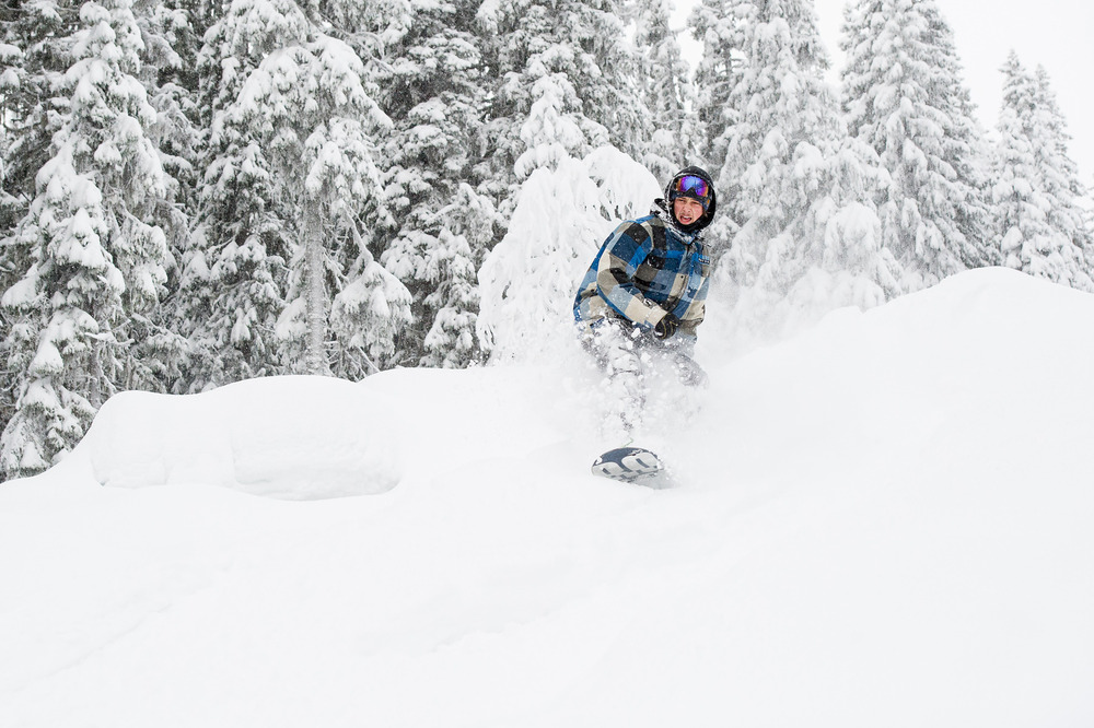 Powder day in Trysil - ©Ola Matsson