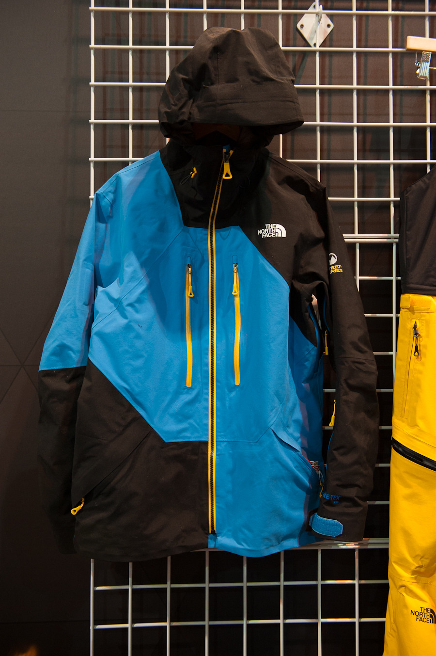 The Freethinker Jacket from the North Face.