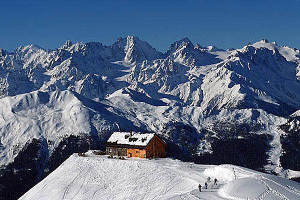 Cabane du Mont Fort, Verbier