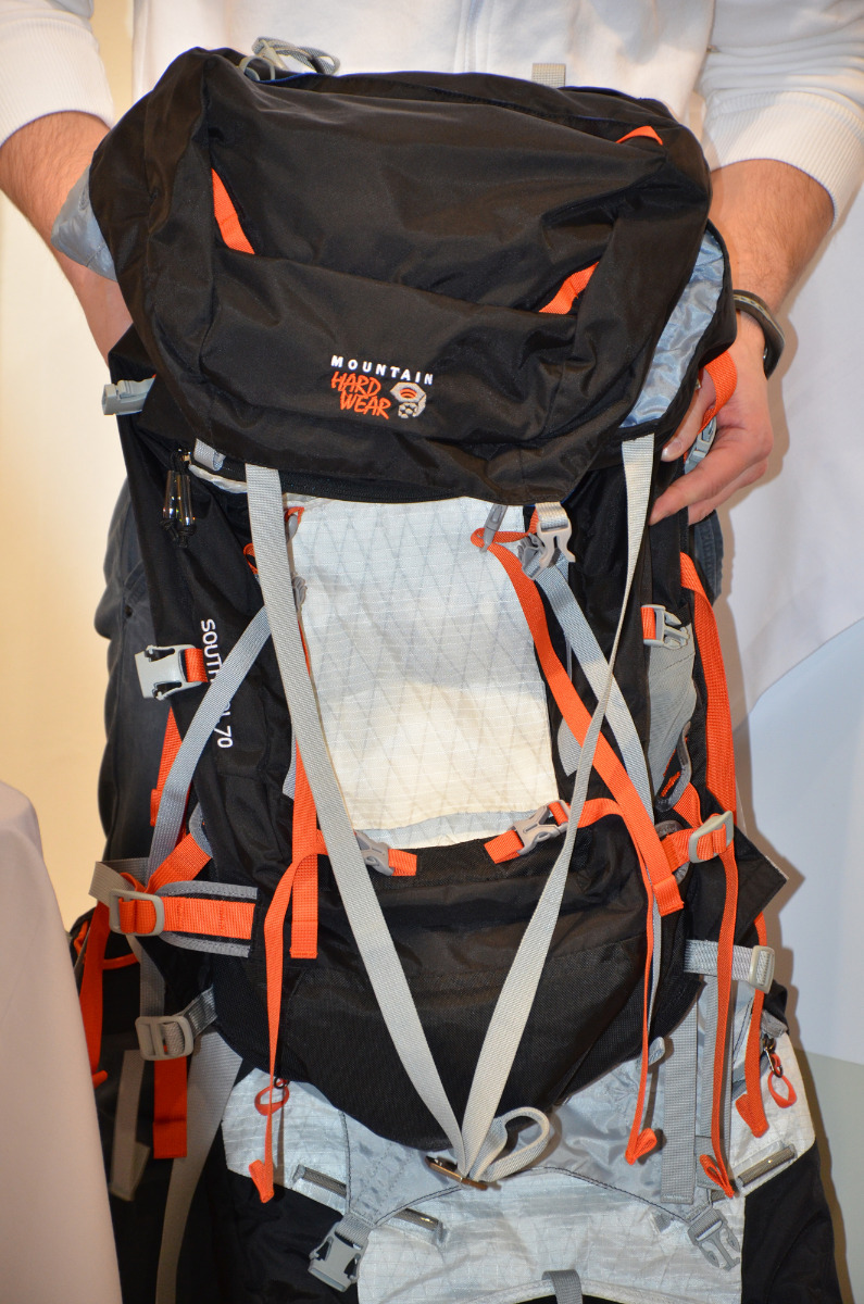 Mountain Hardwear and Outdry present the first waterproof lightweight backpack