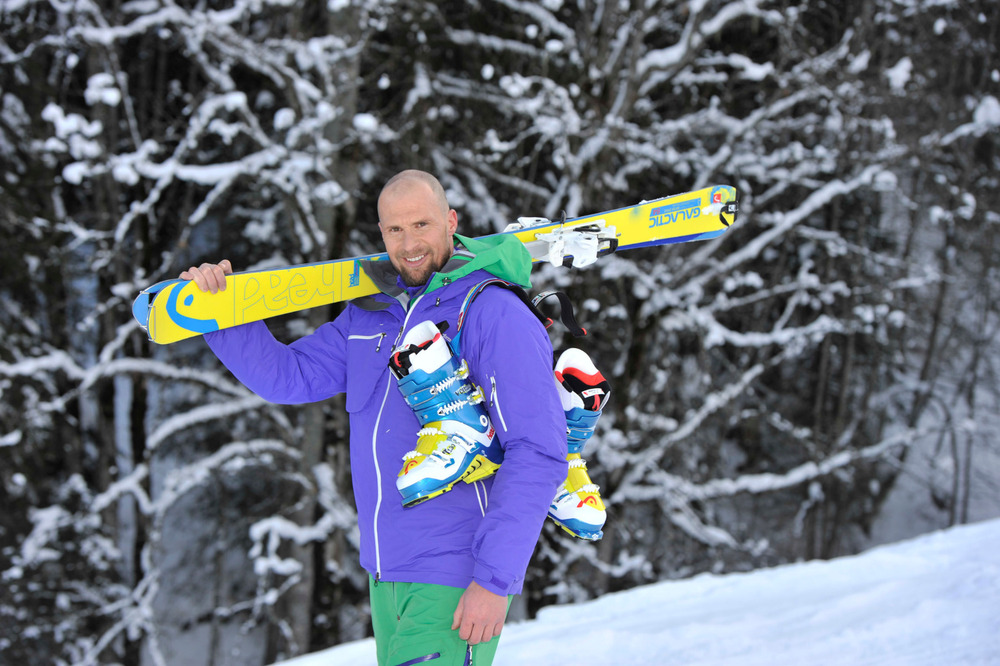 HEAD News at ISPO 2013 - ©HEAD
