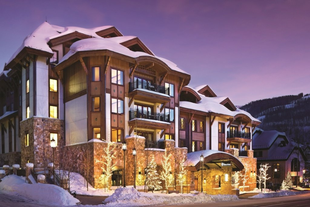 Located less than five minutes from Gondola 1, the Sebastian is a premier boutique luxury hotel with one of Vail's most popular spas. - ©Sebastian Vail
