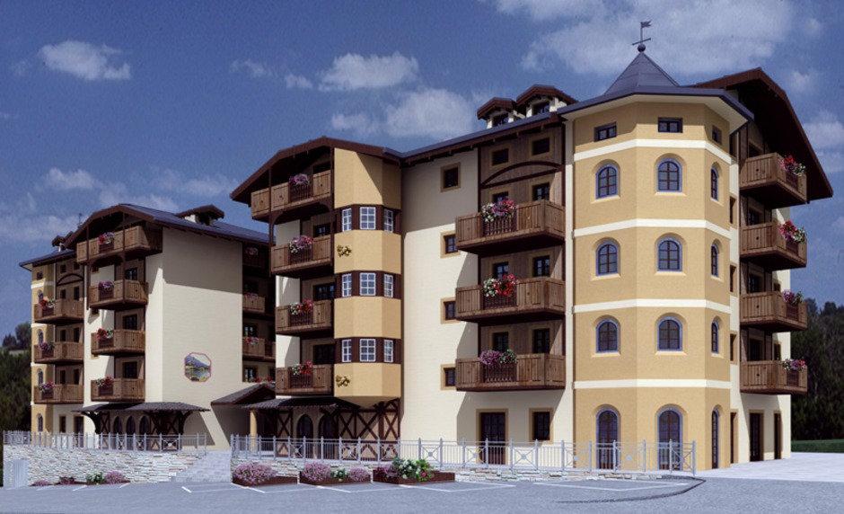 Hotel Chalet Del Brenta in Madonna di Campiglio, Italy
