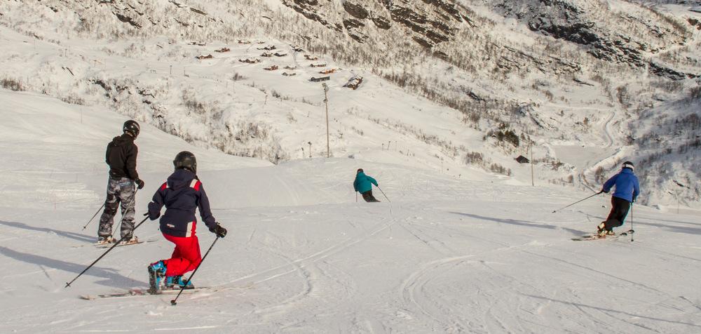 Eikedalen ski resort - ©Eikedalen Skisenter