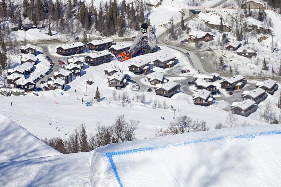 Hemsedal Park - ©Kalle Hägglund