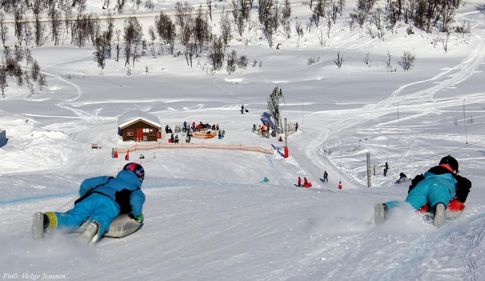 Vierli ArirBoard Senter - Rauland - ©Helge Jenssen