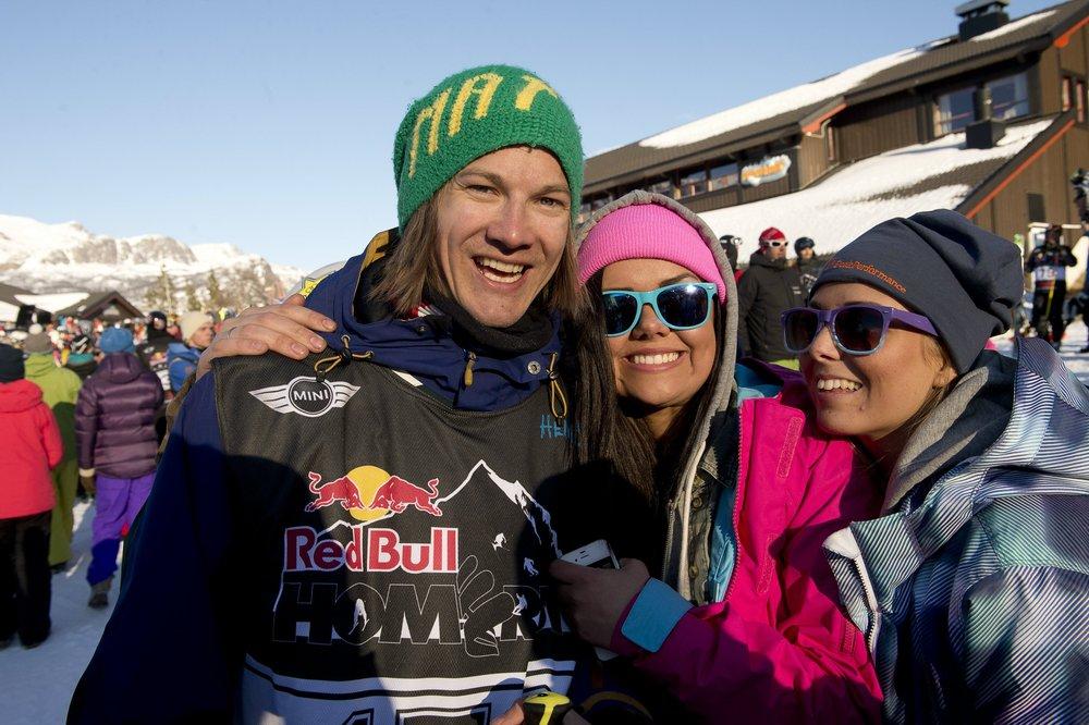 Red Bull Home Run Hemsedal 2013 - ©Red Bull