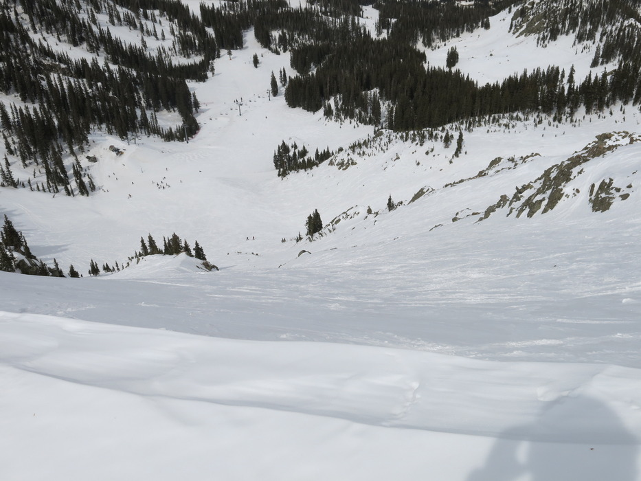 The K3 line off of Highline Ridge.