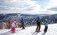 Kids get ready to ski with Squaw Valley ski instructors. Photo by Sasha Coben