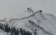 Snow on the ridge line at A-Basin. - ©Arapahoe Basin
