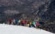 Skiers got a tour of the course and tips on how to ski each section by U.S. Ski Team members. - ©Liam Doran