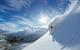 Eric Pehota skiing the Cedar Valley