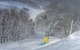Snowboarder at Caberfae. - ©Caberfae Peaks
