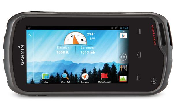 Garmin Monterra : le nouveau GPS qui embarque Wi-Fi et Android