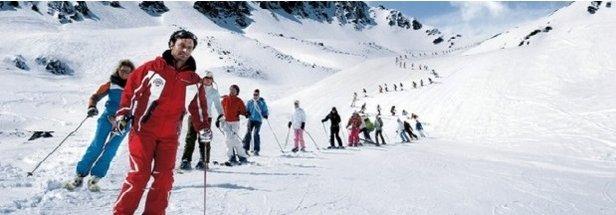 Beginner & Intermediate ski guide