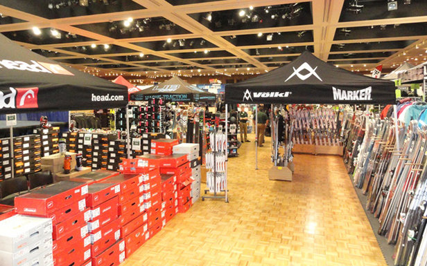 Gear galore at the Albany Ski & Snowboard Expo - ©Albany Ski & Snowboard Expo