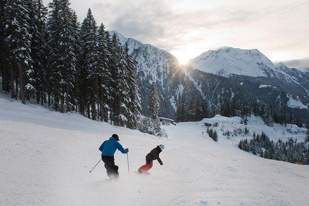 Mayrhofen Dec. 23, 2013