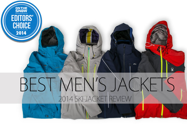 Editors Choice 2014 men ski jackets - ©Julia Vandenoever