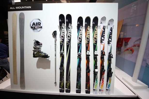 Seria nart all mountain Fischera na sezon 2014/15 - ©Skiinfo