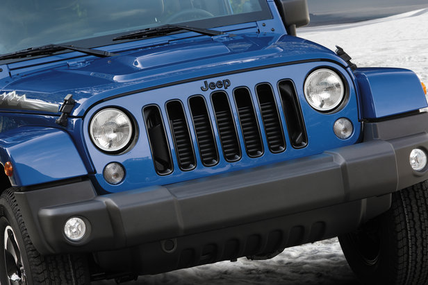 Jeep Wrangler Polar  - ©Jeep