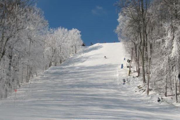 Liberty Mountain open trail