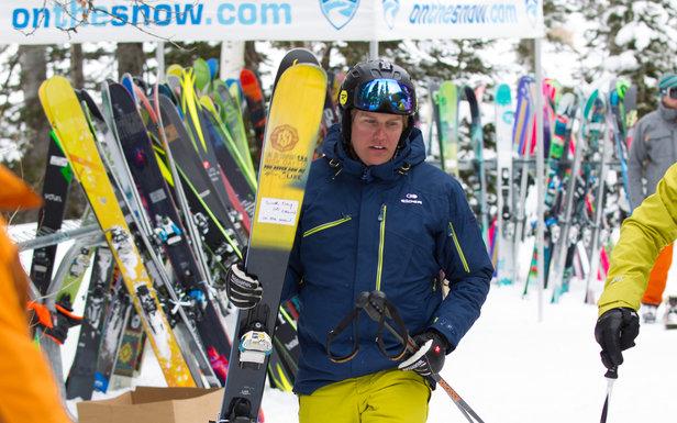 matcher Ski