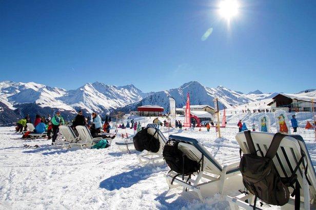 ski soleil val d'anniviers - ©OT Val d'Anniviers