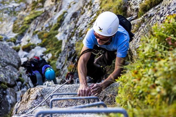 Via Ferrata in Andorra - ©visitandorra.com
